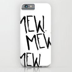 Mew. iPhone 6s Slim Case