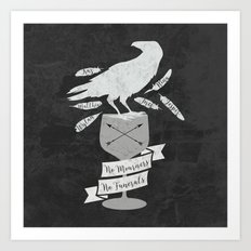 No Mourners, No Funerals - Six of Crows Art Print