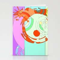 splash Stationery Cards featuring Splash by Iconic Arts