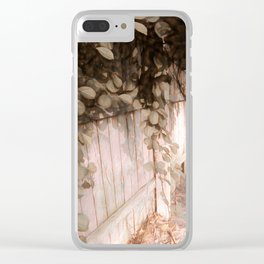 The Vines Clear iPhone Case