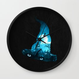 The Witches Hour Wall Clock
