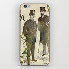The Days of Long Ago iPhone & iPod Skin