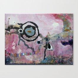 Dream Painting Canvas Print