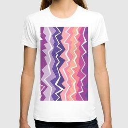 80s Zigzag 2 T-shirt