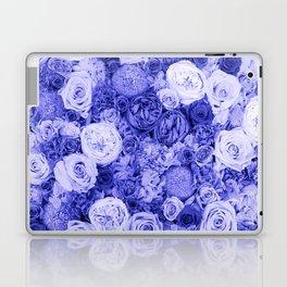 bouquet ver.ultramarine Laptop & iPad Skin