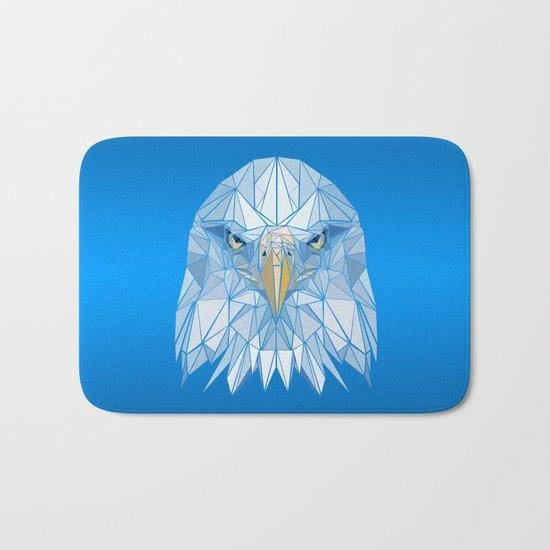 Blue Eagle Bath Mat