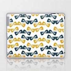 Zany Du Bow Tie Pattern Laptop & iPad Skin