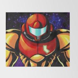 Star Protector Throw Blanket