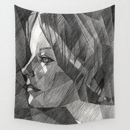 Romy Schneider Wall Tapestry