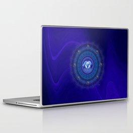 Ajna Chakra Mandala  Laptop & iPad Skin