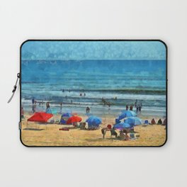 Low Tide PhotoArt Laptop Sleeve