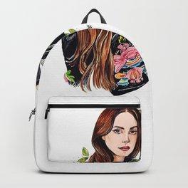 Lana Del Rey/ELLE UK Backpack