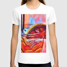 Cocktail 2 Watercolor T-shirt