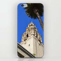 san diego iPhone & iPod Skins featuring San Diego by Chris Martin