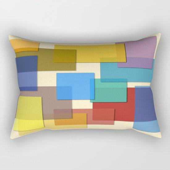 KCS Colors #3 Rectangular Pillow