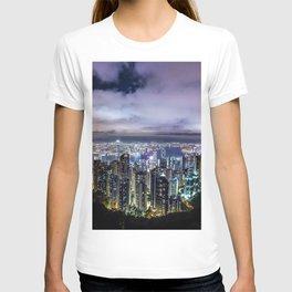 Kam Shan Country Park Cityscape, Hong Kong #2 T-shirt