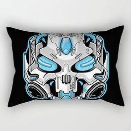 Cyberskull Rectangular Pillow