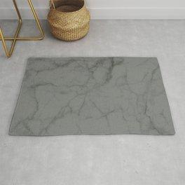 Seal Carrara Marble Rug