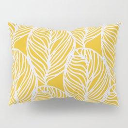 Petaluma, yellow Pillow Sham