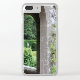 Through the Archway Clear iPhone Case