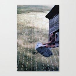 Pássaro Canvas Print