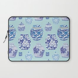 Chinoiserie Ginger Jar Collection No.3 Laptop Sleeve