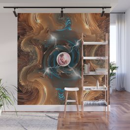 The Sacred Womb Wall Mural