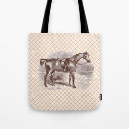 Equine Tote Bag