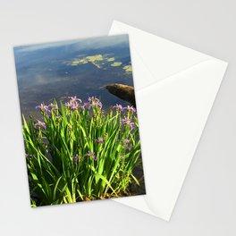 Modern Monet Stationery Cards