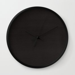 Hand painted DW-M black color Wall Clock