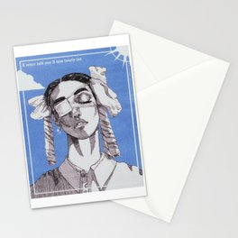 home with you Stationery Cards