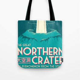 Final Fantasy VII - Great Northern Crater Tote Bag