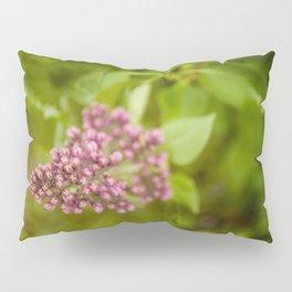 Boutons de lilas (Lilac Bud) by Althéa Photo Pillow Sham