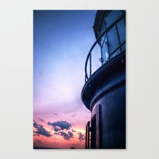 Up on Cape Hatteras Canvas Print