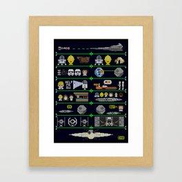 A Knit Hope Framed Art Print