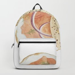 Bagel & Lox Vol. 3 Backpack