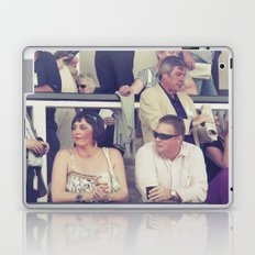 at the races... Laptop & iPad Skin