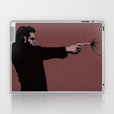 Kittappa Series - Red Laptop & iPad Skin