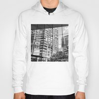 lincoln Hoodies featuring Lincoln Center by Emily Werboff