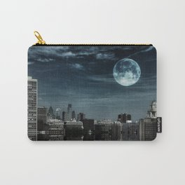 Night in the Reflection Carry-All Pouch