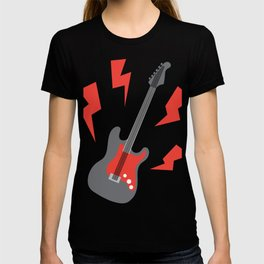 I cannt play Music without Guitar T-shirt