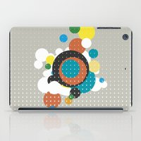 bubbles iPad Cases featuring bubbles by Heinz Aimer