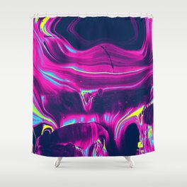 -electric- Shower Curtain