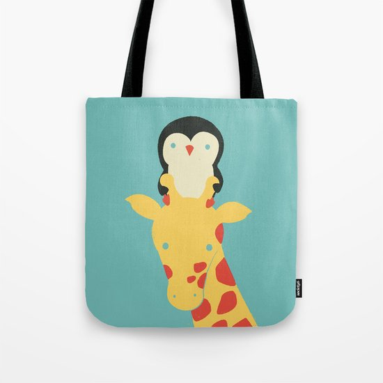 A Better View Tote Bag