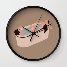 the dreamers Wall Clock