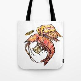 Harpe Crustaceam Tote Bag
