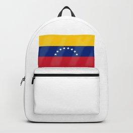 Venezuela Flag Backpack