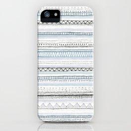 Between the lines #1 iPhone Case