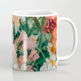 Light and Muse | Floral Bouquet no, 2 Coffee Mug