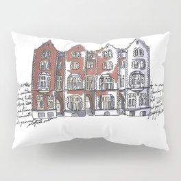 York, England Pillow Sham